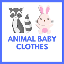 <b>Animal Baby Clothes</b> | Lavendersun