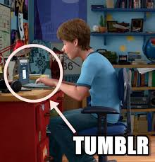 For the Record: The Kid in Toy Story 3 Is Not Using Tumblr ... via Relatably.com