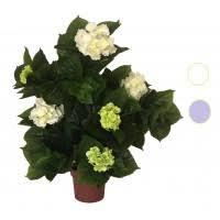 <b>Artificial Hydrangea</b> Flowering <b>Plant</b> at Evergreen Direct