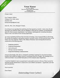 internship cover letter sample resume genius cover letter example internship classic internship cl classic