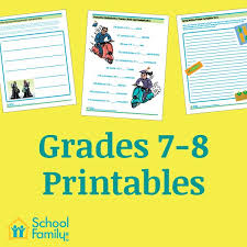 images about Homeschooling ideas on Pinterest Middle school worksheets and activities designed for kids in grade   and grade