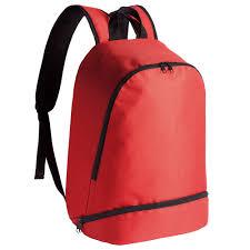 <b>Рюкзак</b> спортивный <b>Unit Athletic</b>, ярко-красный (артикул 3339.51 ...