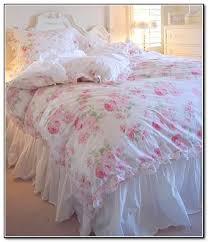 simply shabby chic bedding white blue shabby chic bedding