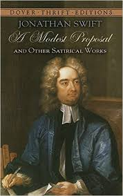 amazoncom a modest proposal and other satirical works dover  amazoncom a modest proposal and other satirical works dover thrift editions  jonathan swift books