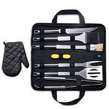 MARNUR <b>BBQ</b> Tools <b>Barbecue</b> Accessories Grilling Tools <b>Set</b> 7 ...