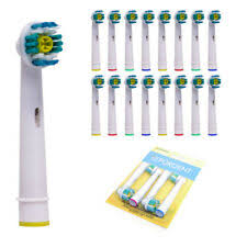 Reviews: Generic-Electric-Tooth-Brush-Heads-Replacement-Braun ...