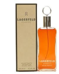 <b>Туалетная</b> вода Karl <b>Lagerfeld Lagerfeld Classic</b> — купить по ...
