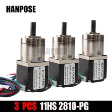 <b>3PCS</b> 11hs2810 pg <b>Stepper Motor</b> 3.71 Extruder <b>Gear</b> Stepper ...