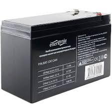 Аккумуляторная <b>батарея</b> 12 В для ИБП-UPS 7.2 А-ч EnerGenie ...