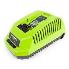<b>Зарядное устройство Greenworks</b> G40C G-MAX 40V купить по ...
