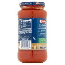 barilla pasta sauce tomato basil oz com