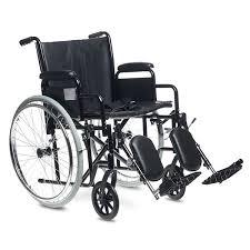 <b>Кресло</b>-<b>коляска</b> для инвалидов стальная, литые колеса, <b>Армед H</b> ...