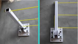 How To Make <b>Foldable Clothes Drying Rack</b>    Wall Mount <b>Drying</b> ...