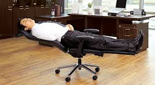 turn your office chair into an office bed in seconds bed office