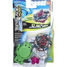 <b>Hasbro Beyblade</b> Burst спиннер <b>Slingshock</b> Salamander S4 ...