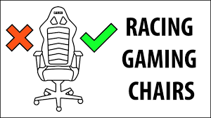 The Problem With <b>Racing Gaming Chairs</b> - YouTube