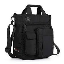 AMJ Small Shoulder Messenger Bag for Men ... - Amazon.com