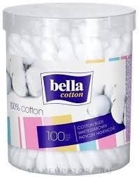 <b>Bella</b> (в круглой упаковке) - Ватные <b>палочки</b> | Makeupstore.ru