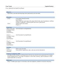 simple resume template free download  seangarrette cosimple resume template