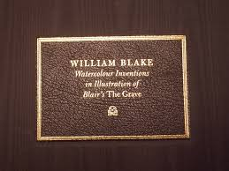 a new acquisition william blake s illustrations to robert blair s the william blake trust has been publishing facsimile editions of blake s books and illustrations often in conjunction the trianon press