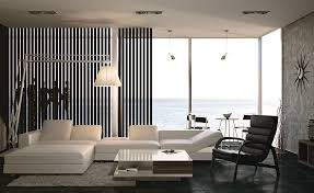 black white interior design living room black white interior design