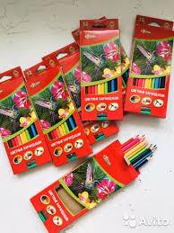 <b>Карандаши цветные №1 School</b> ColorPics 12 цветов купить в ...