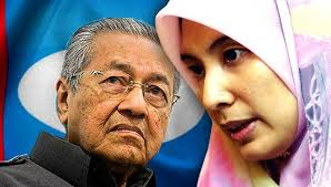 Image result for Anwar and Mahathir