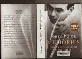 Resultado de imagen de memorias de jordi pujol