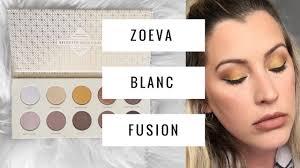 <b>Zoeva Blanc Fusion</b> | Review, swatch and tutorial | SoBeautyStuff ...