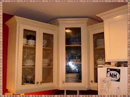 kitchen cabinets glass doors design style:  charming kitchen cabinets new glass cabinet doors design ideas frosted clear door knobs on refacing fan