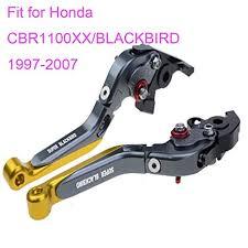 PRO-<b>KODASKIN Folding Extendable Brake</b> Clutch Levers for Honda ...