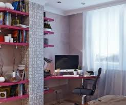 this hot pink and cool gray combination creates a vibrant but balanced scheme that despite its bedroom design ideas cool interior
