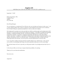 elements of a cover letters template elements of a cover letters