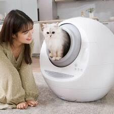 Кот самоочищающийся коробки для кошачьего <b>туалета</b> ...