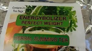 Energybolizer Perfect Weight <b>Herbal Slimming Tea ORANGE</b> flavor ...