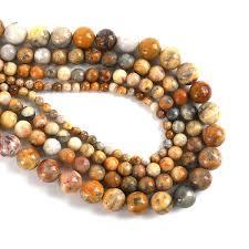 Gemstones Wholesale White Chalcedony Loose Beads Making ...