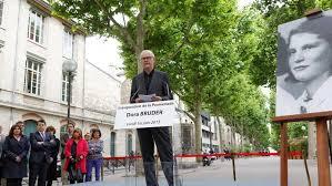 Paris immortalise <b>Dora Bruder</b> en présence de <b>Patrick Modiano</b>
