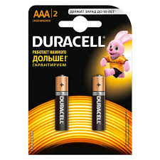 Дюраселл (<b>Duracell</b>) <b>батарейки</b> 2-х шт AAA (миз.) <b>mn</b> 2400