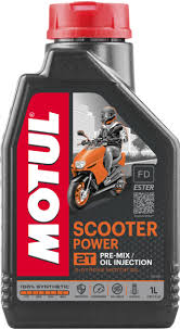 <b>SCOOTER</b> POWER 2T - <b>Motul</b>