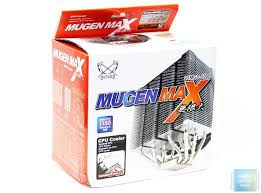 Обзор и тестирование процессорного <b>кулера Scythe Mugen</b> MAX ...