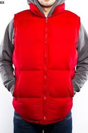 <b>Жилет URBAN CLASSICS Basic</b> Bubble Vest (Red, S) | casper ...