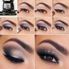 smokey eye makeup tutorial for brown eyes natural makeup