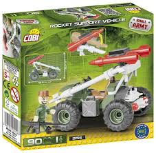 Купить <b>Конструктор Cobi</b> Small Army 2156 <b>Ракетный</b> автомобиль ...