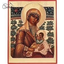 Virgin Mary breastfeeding <b>Jesus</b> Diamond Painting – Inlovearts