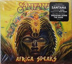 <b>Santana</b> - <b>Africa Speaks</b> (2019, CD) | Discogs