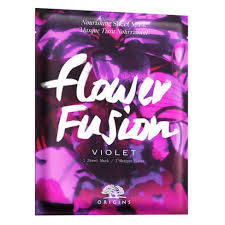 <b>Flower Fusion Violet</b> Sheet Mask - <b>Origins</b> | MECCA