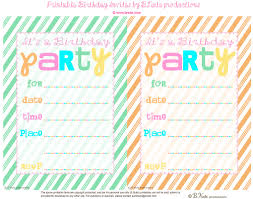 printable birthday party invitations com printable birthday party invitations and a superior extraordinary by an inspiration of extraordinary invitation templates printable 13