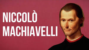 essay on machiavelli s ideas of the dominion of state political theory niccolograve machiavelli