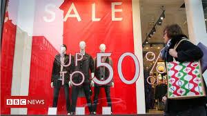 'Women hit <b>hardest</b> by High <b>Street</b> job losses' - BBC News
