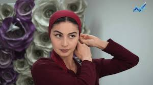 Полезно знать - Как красиво завязать <b>платок</b> на голову - YouTube